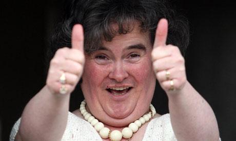 Susan Boyle - Hashtag Risk