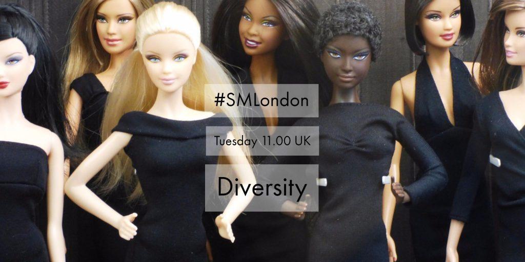SMLondon Diverse Barbies